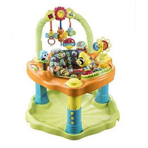 Evenflo-exersaucer-double