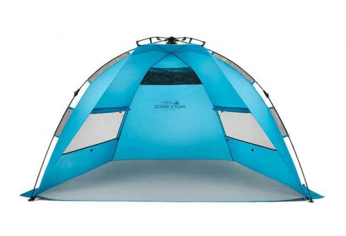 Beach Gear Pacific-Breeze-Easy-Pitch-Tent